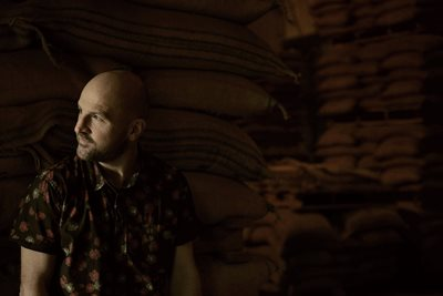 Coffee Hunter: Interview with Francesco Sanapo