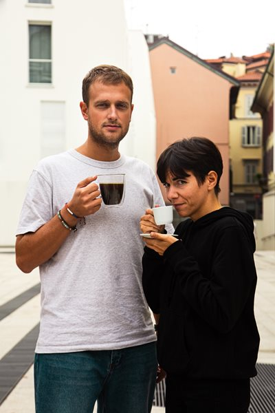 People of Milan: Simona & Riccardo
